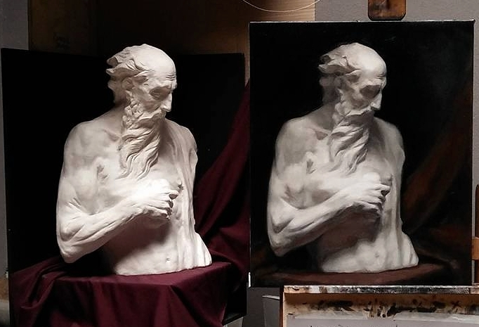 Cast Study of St Jerome