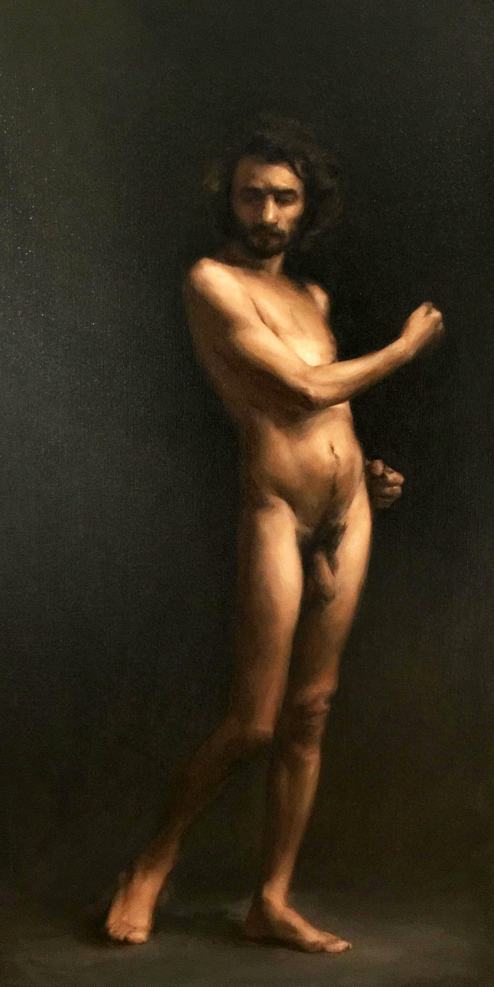 Figure Study of Marco