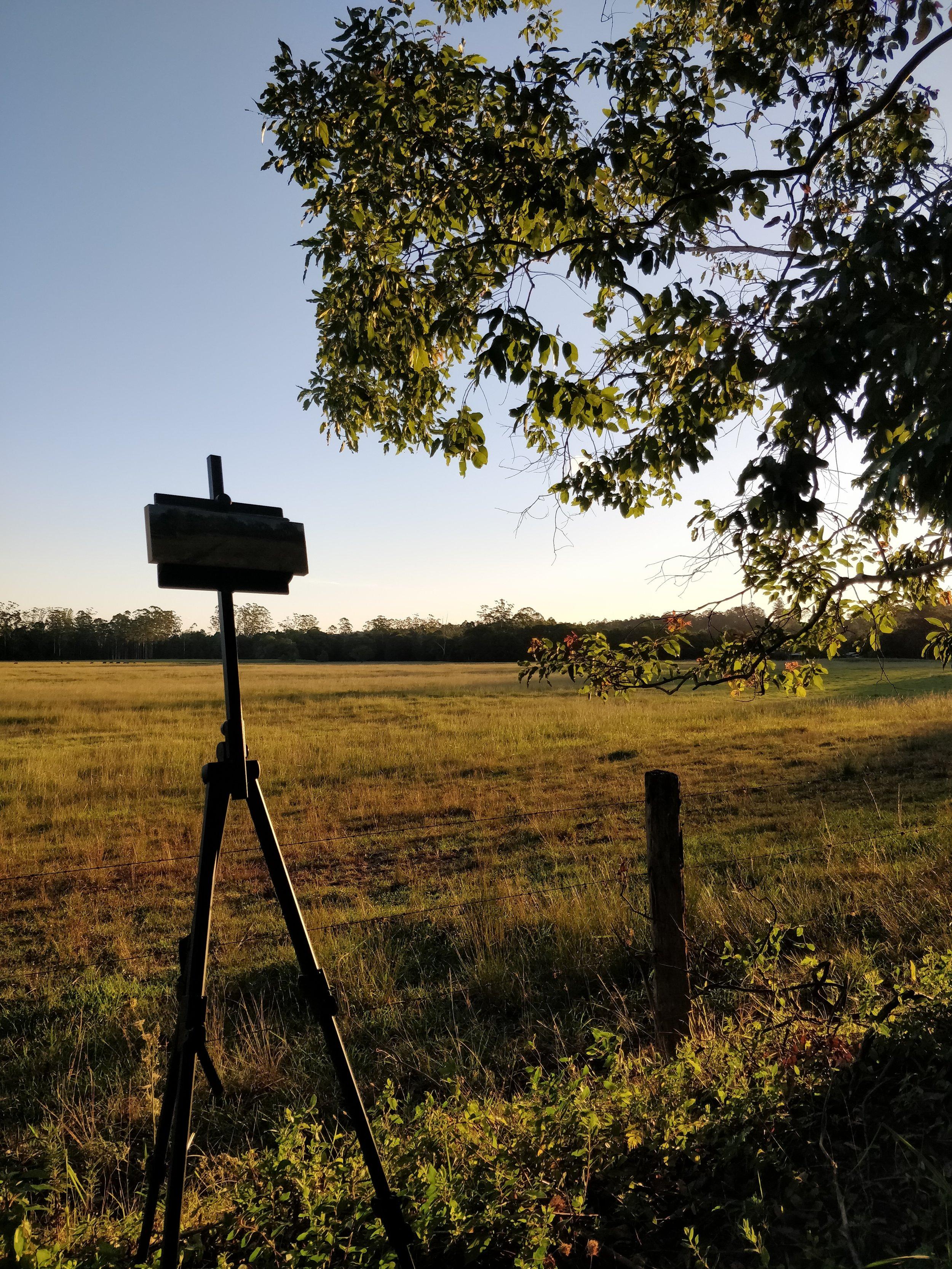 Plein Air Landscape
