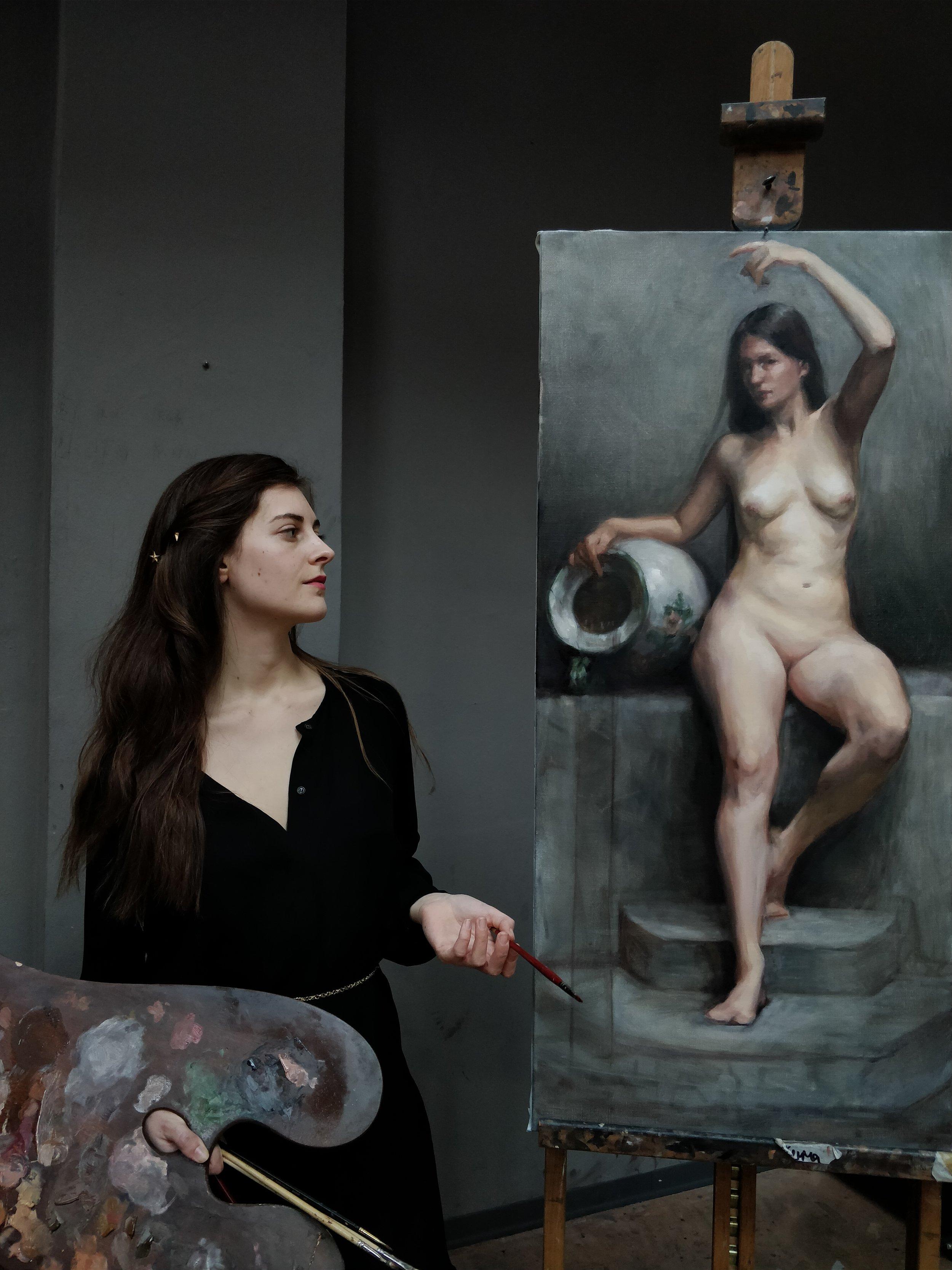 Painting Yasna