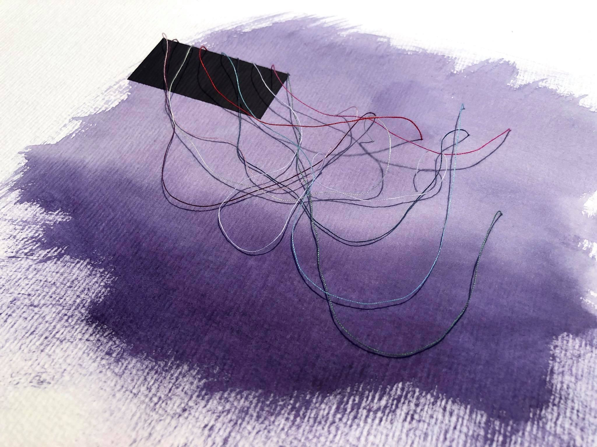 Detail of  Currents 1 .