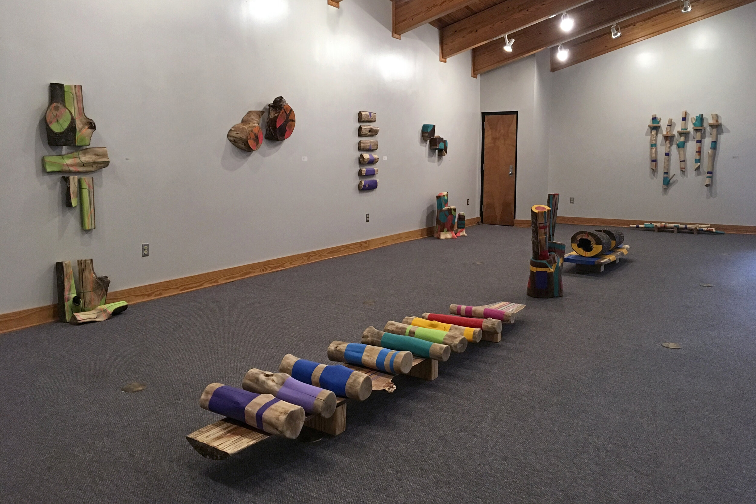 View 4 of Eula Bass Lewis Gallery space