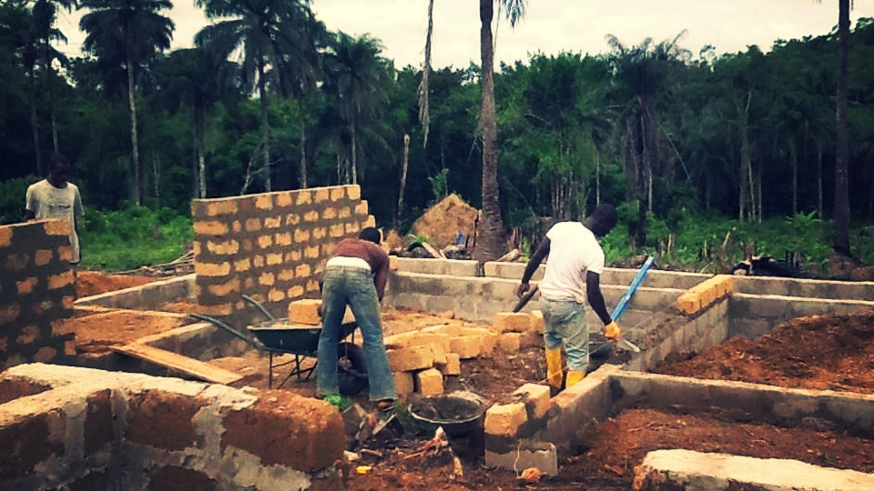SEED Farm House Construction