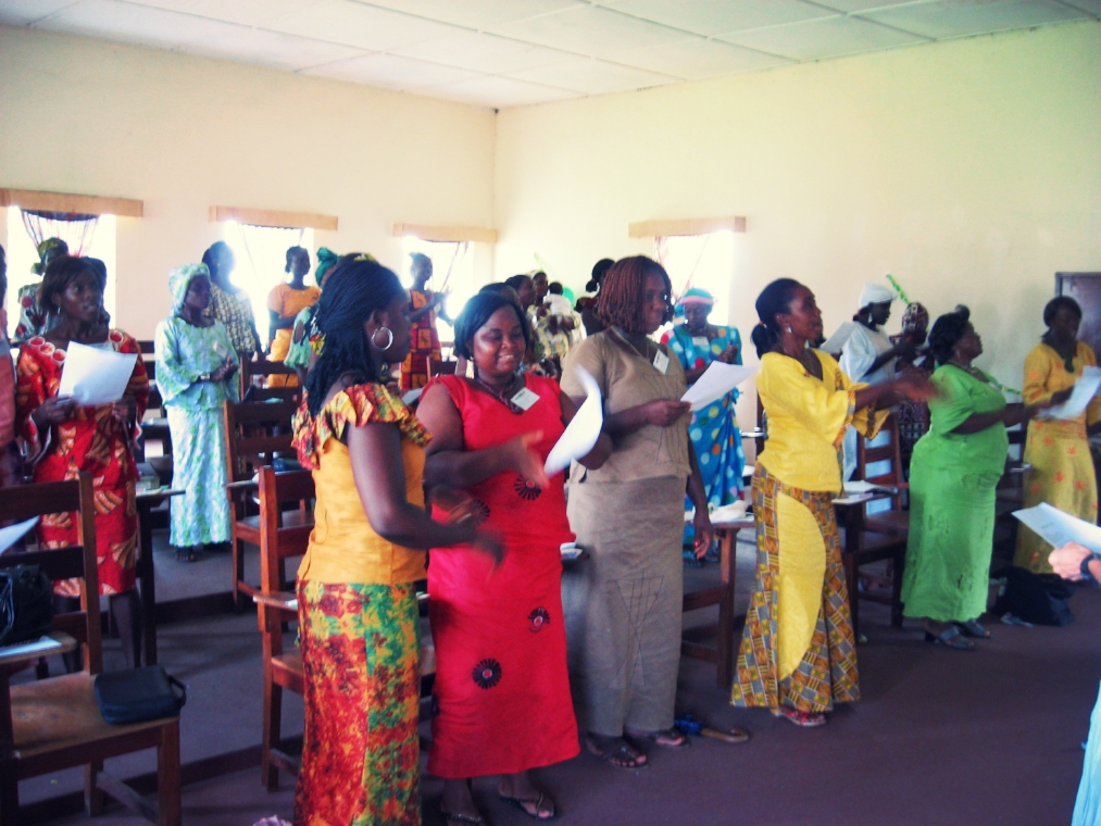 LEADLiberia Ministry Training Conference - Women