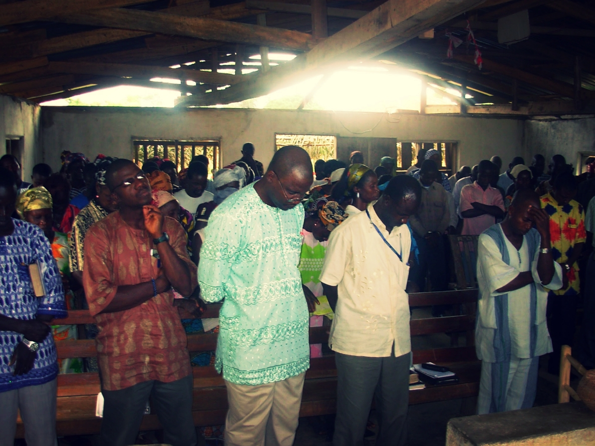 LEADLiberia Outbound Ministry Training Conference