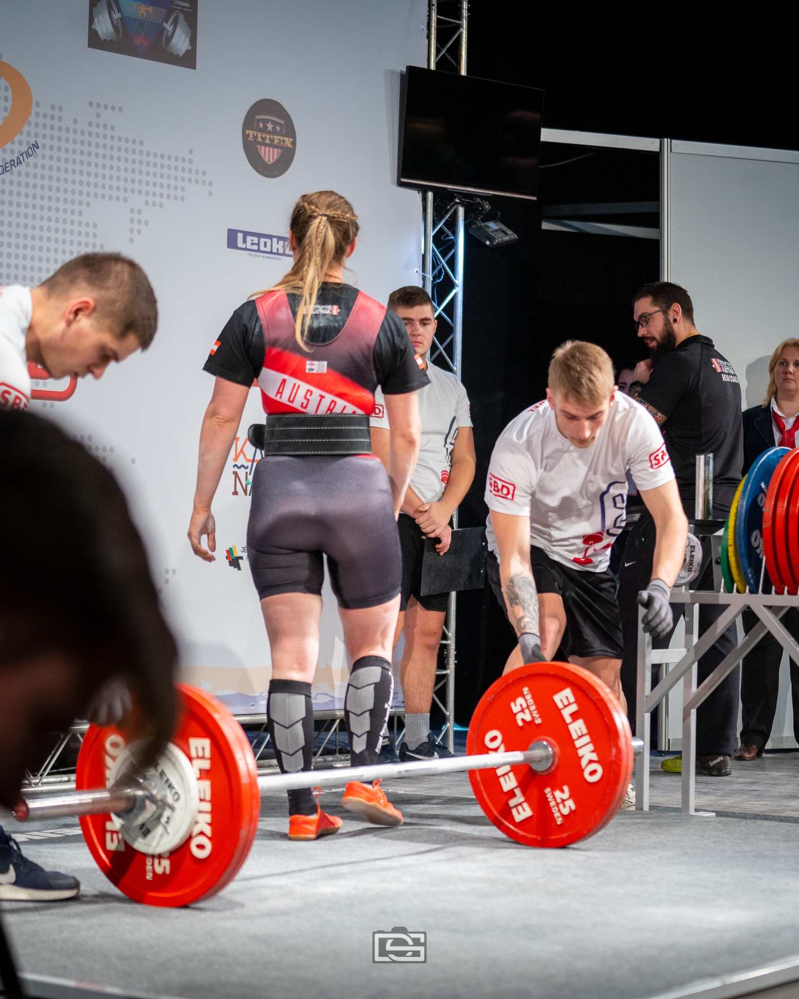 The worst competion of my life. - European Powerlifting Championships 2018, Lithuania