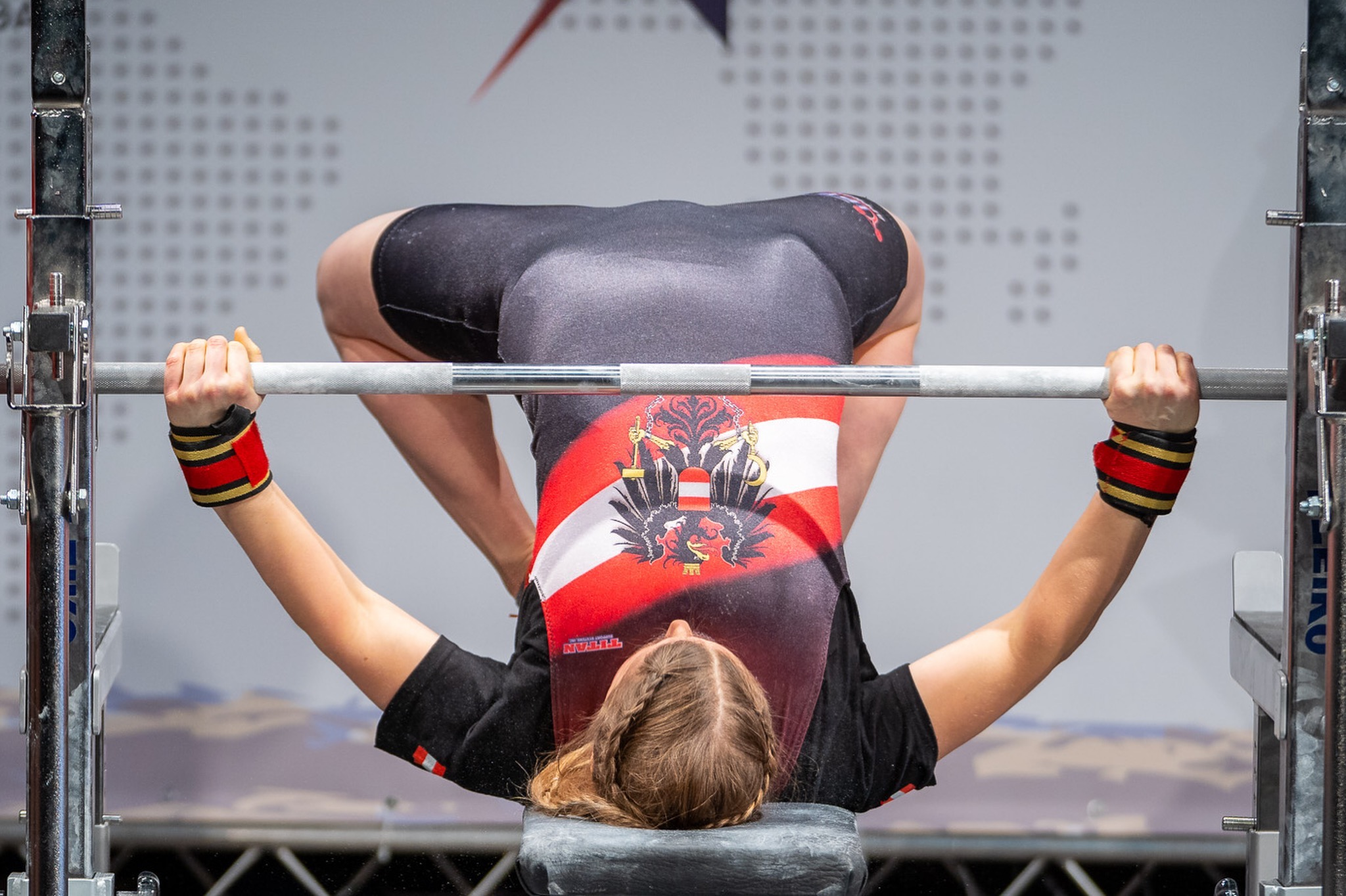 Austrian Bench Press Champion - Austrian Bench only Nationals 2019, Bärnchbach - Styria