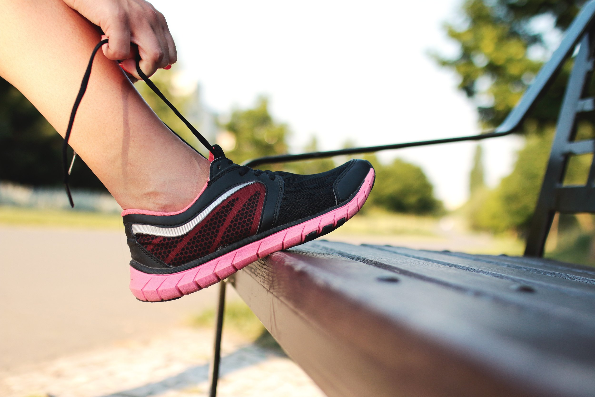 A jog or walk can cut short your period of negative rumination