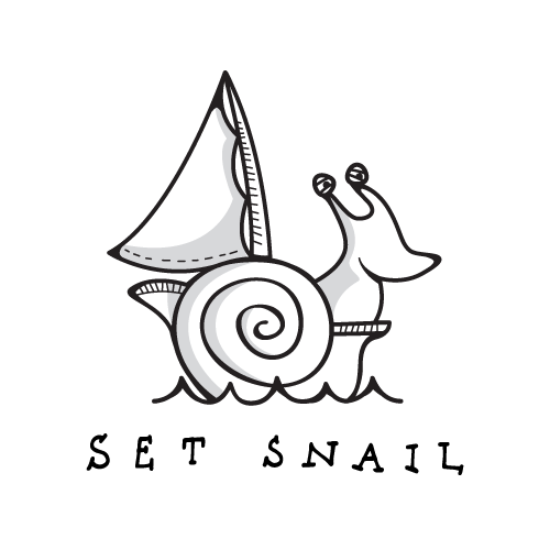 Set Snail Logo