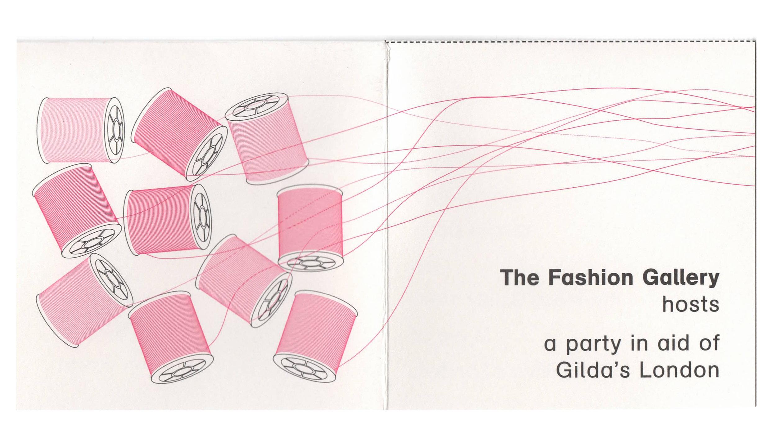Fund raising event for Gilda's Club London at Fashion Gallery 1.jpg