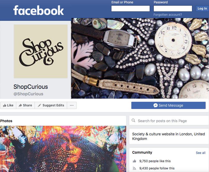 social media - Branding, posting and growing communities on Facebook, Twitter and Instagram