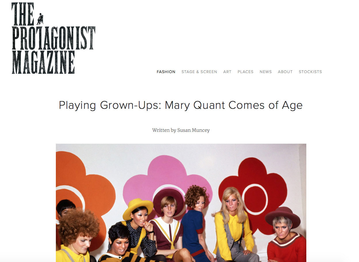 the protagonist magazine - 950 word article for website