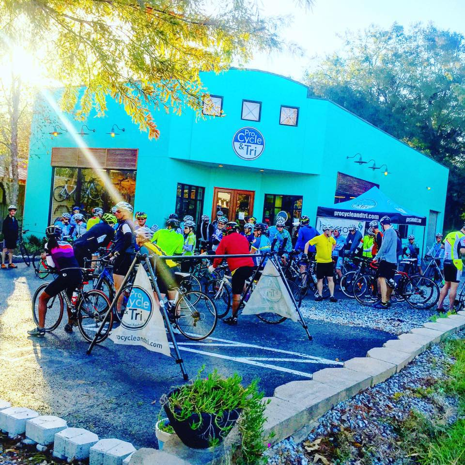 9th Annual Turkey Fondo - Family friendly, social, or faster pace ride along scenic Mobile Bay! DateThanksgiving MorningLocationPro Cycle Fairhope510 Fairhope Ave, Fairhope, AL 36532Time 8:00AM*PACE – Ride the pace you want.RouteOut and BackRide as far as you want and turn around.Fairhope Ave to Scenic 98 merging into CR1- ROUTEEntry FeeThere is no official entry fee, but it is encouraged to bring a monetary donation, checks preferable, for the non-profit, Fairhope Cycling Project, in lieu of entry fee. Proceeds specifically from the Turkey Fondo will be used throughout Baldwin and Mobile Counties.RefreshmentsCoffee and homemade goodies to be served post ride. Feel free to bring coffee additives of the adult variety. We've also had some delicious food brought in years past as well and we don't mind that at all!