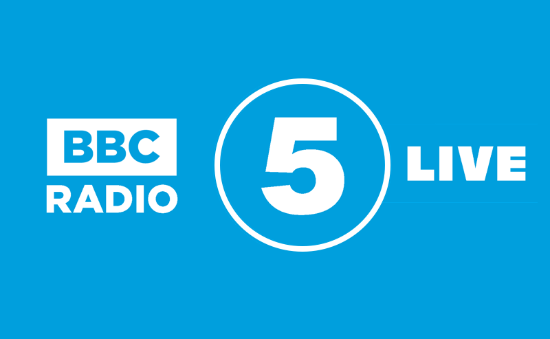 5 Live Drive – Interview with CEO Alex Frost -