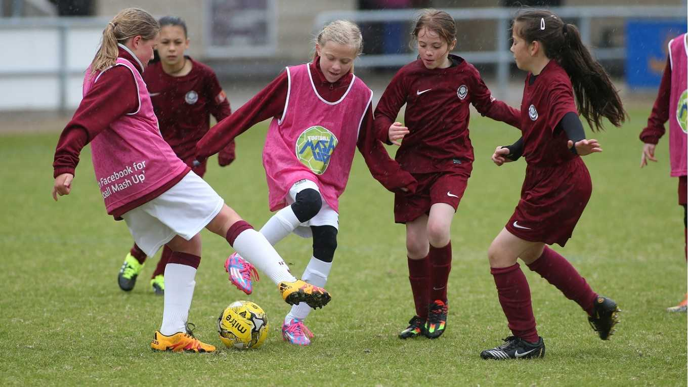 annual girls cobblers cup -