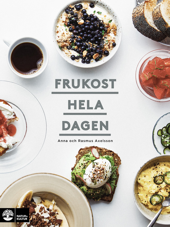 Frukost Hela Dagen Pom Och Flora