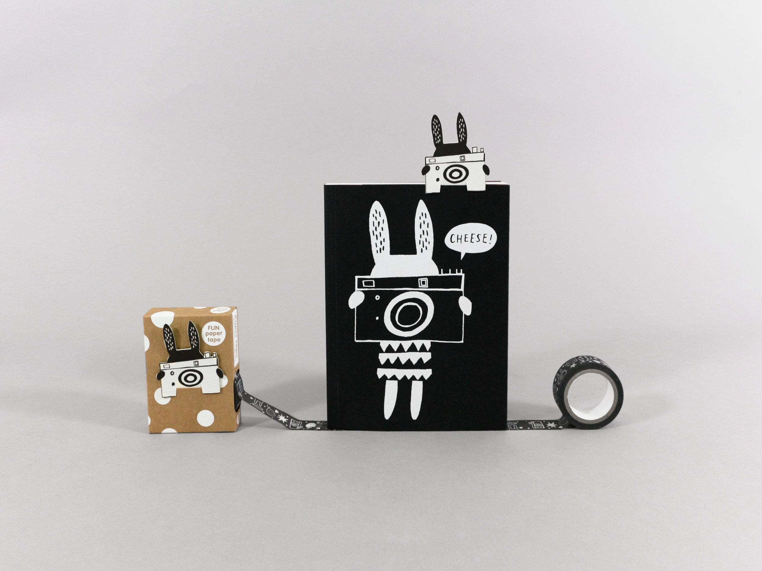 Rabbit's World Adventures Journal