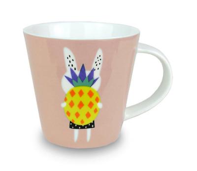 Pineapple mug with Make International