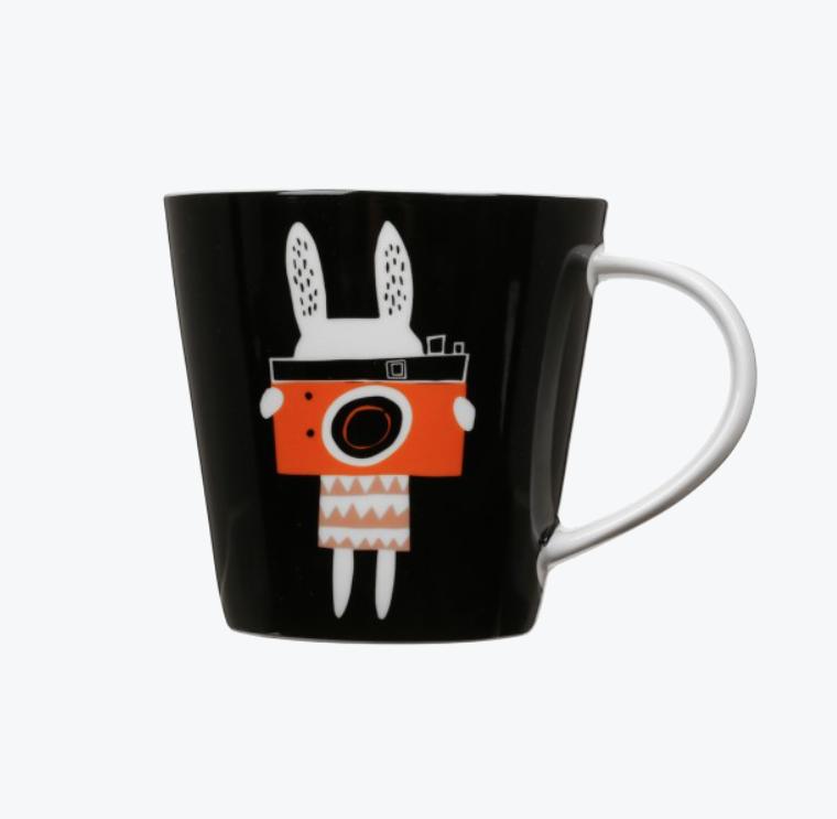 Camera Mug with Make International