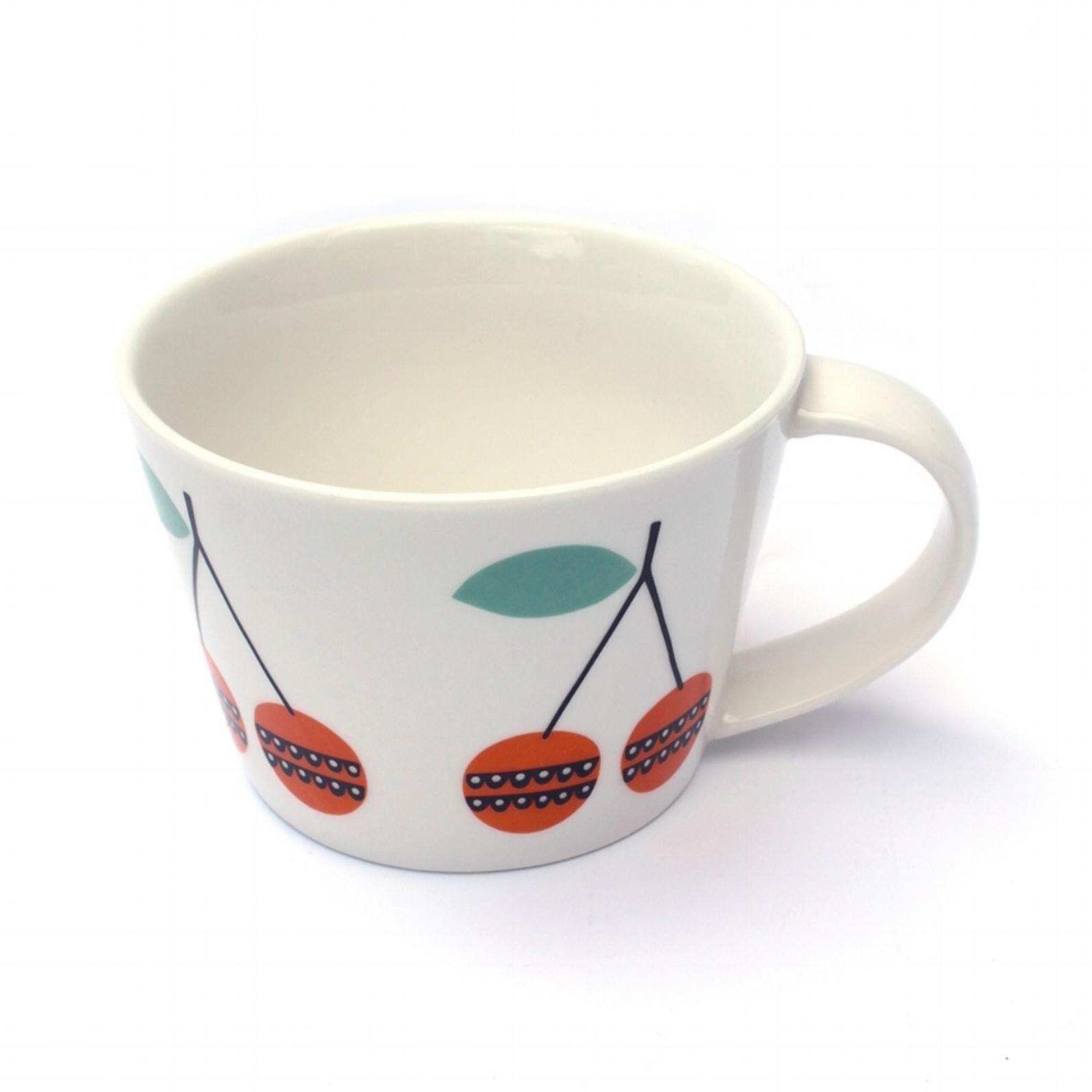 Cherry Mug with Make International
