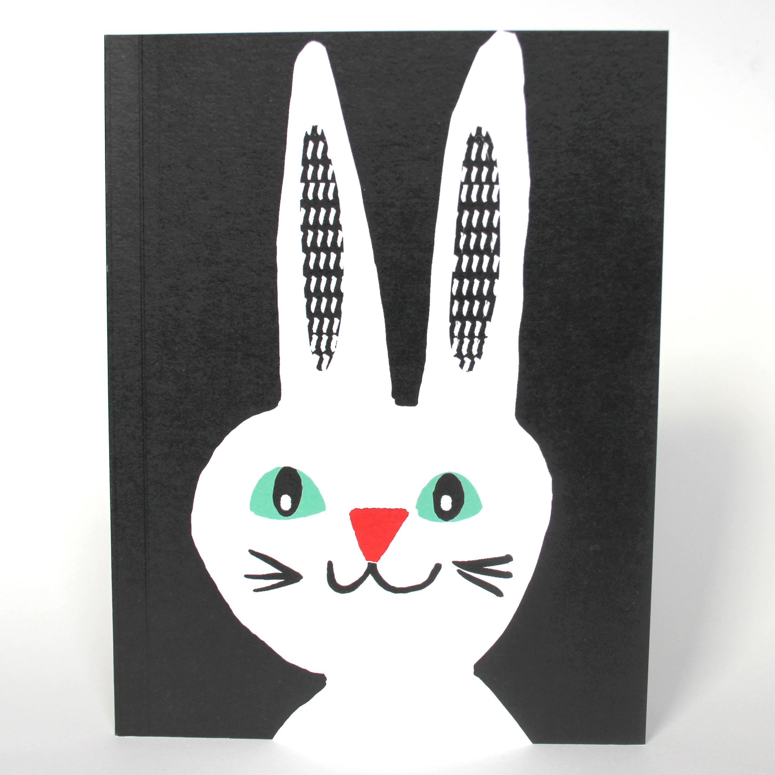 Black and white rabbit notebook.jpg