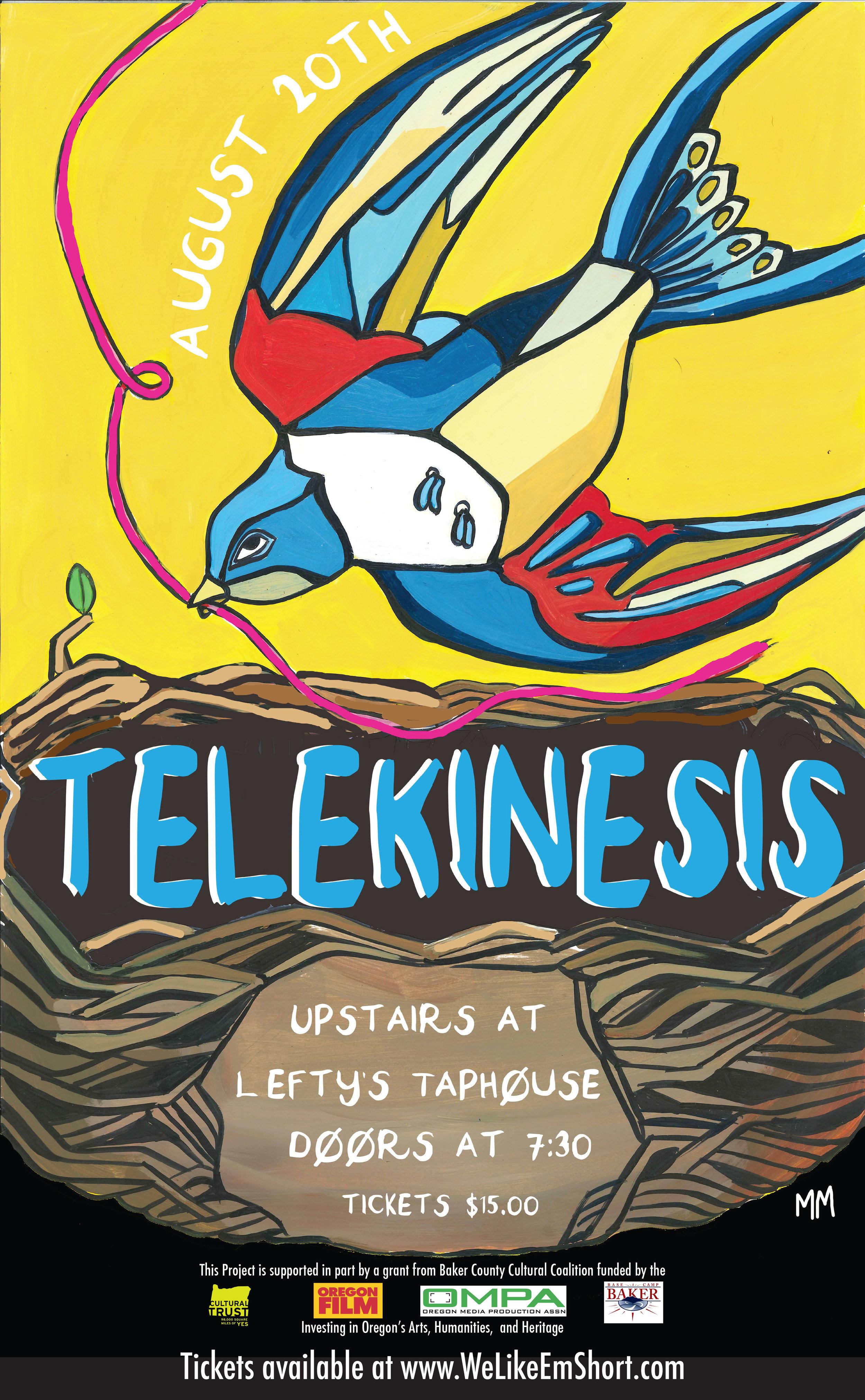 Telekinesis poster.jpg
