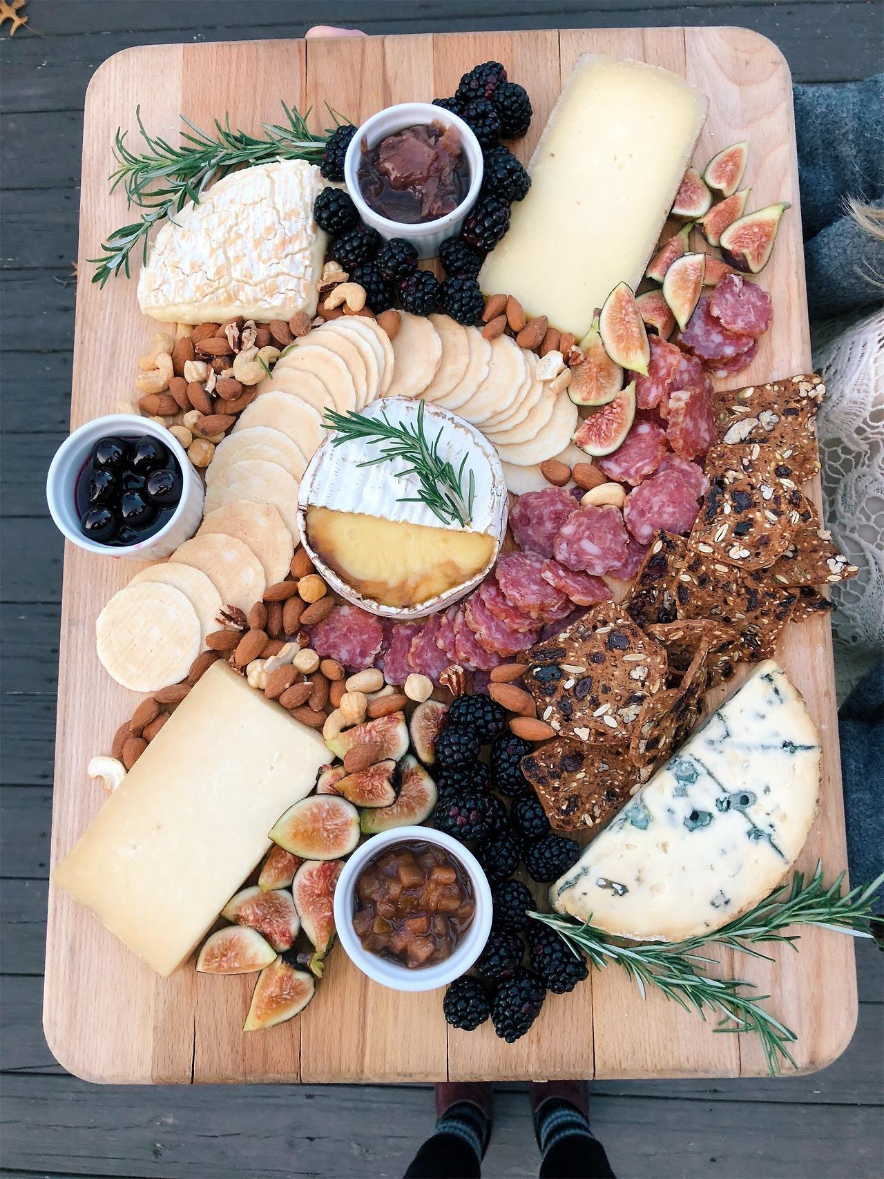 Jasper Hill Farm x Whole Foods - Cheese Pairings