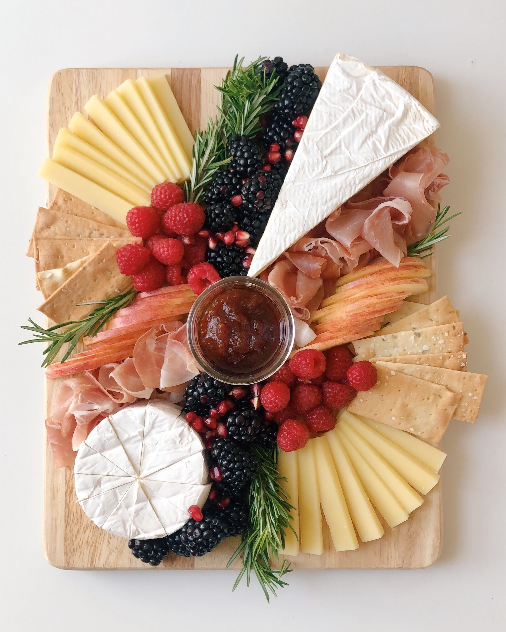 "THAT ""EASY ENTERTAINING"" PLATE - Ever walk into a grocery store and can't decide what to buy for your cheese plate? Look no further! We have the answers."