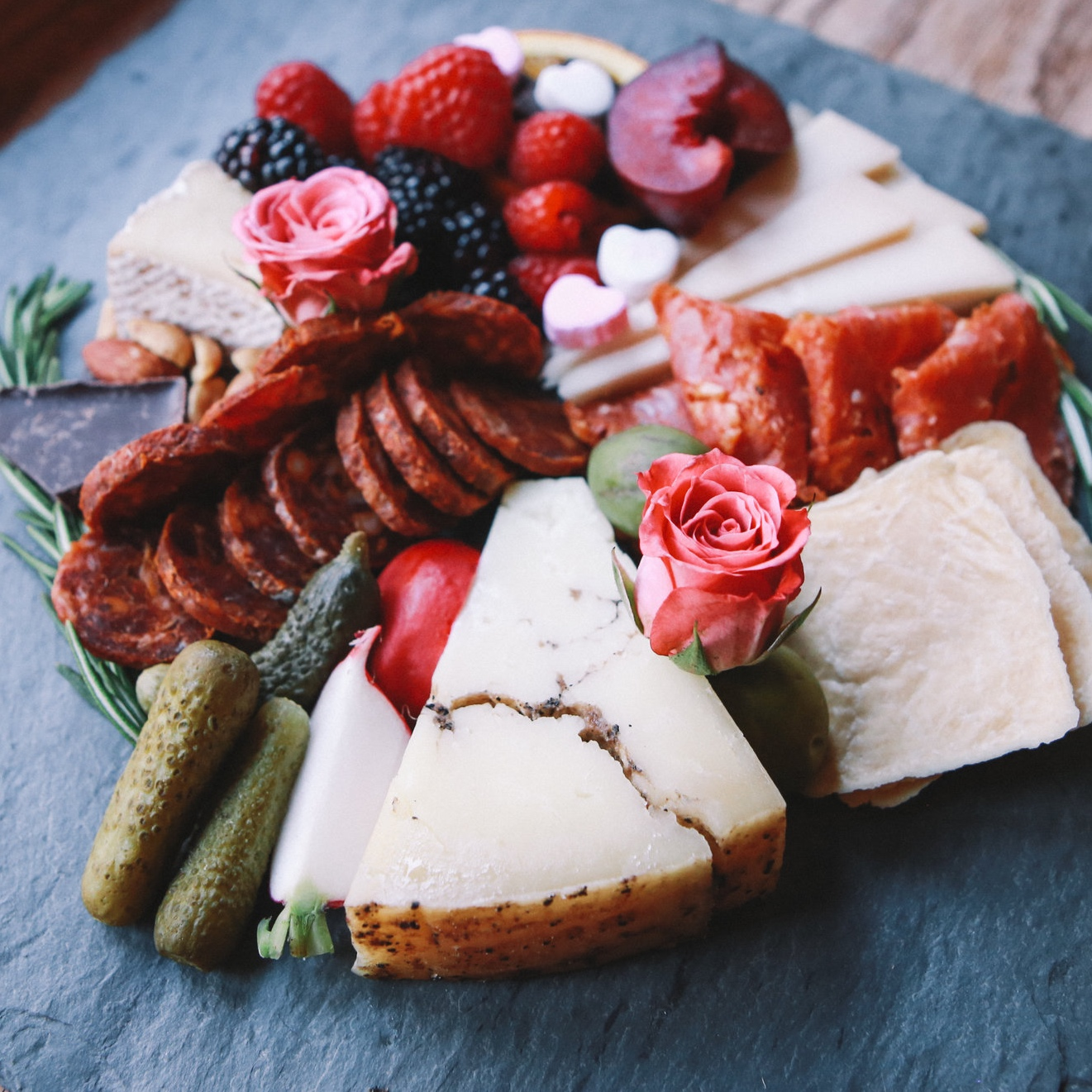 BRIE MINE - A DIY Workshop with Lois + That Cheese Plate