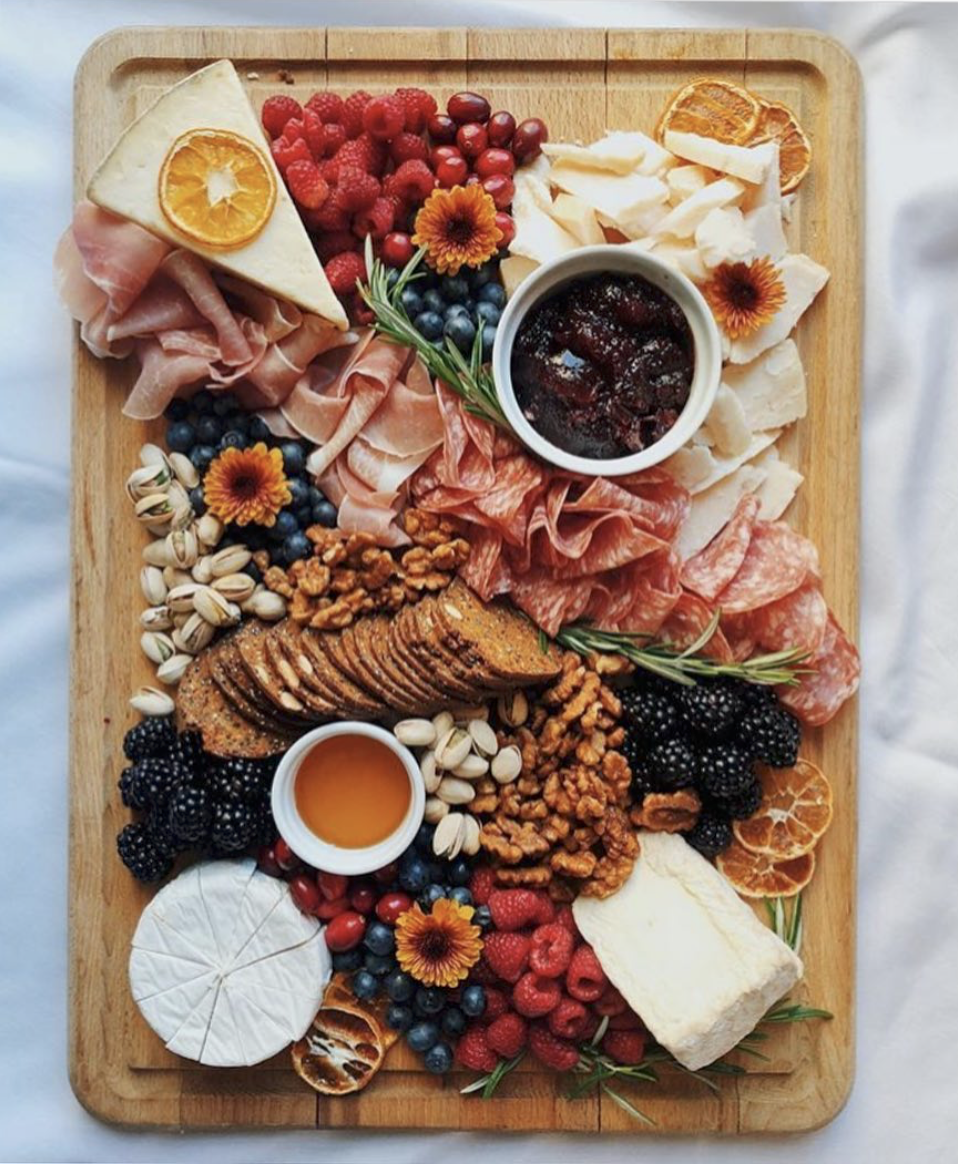 """That """"Cheesegiving"""" Plate"""