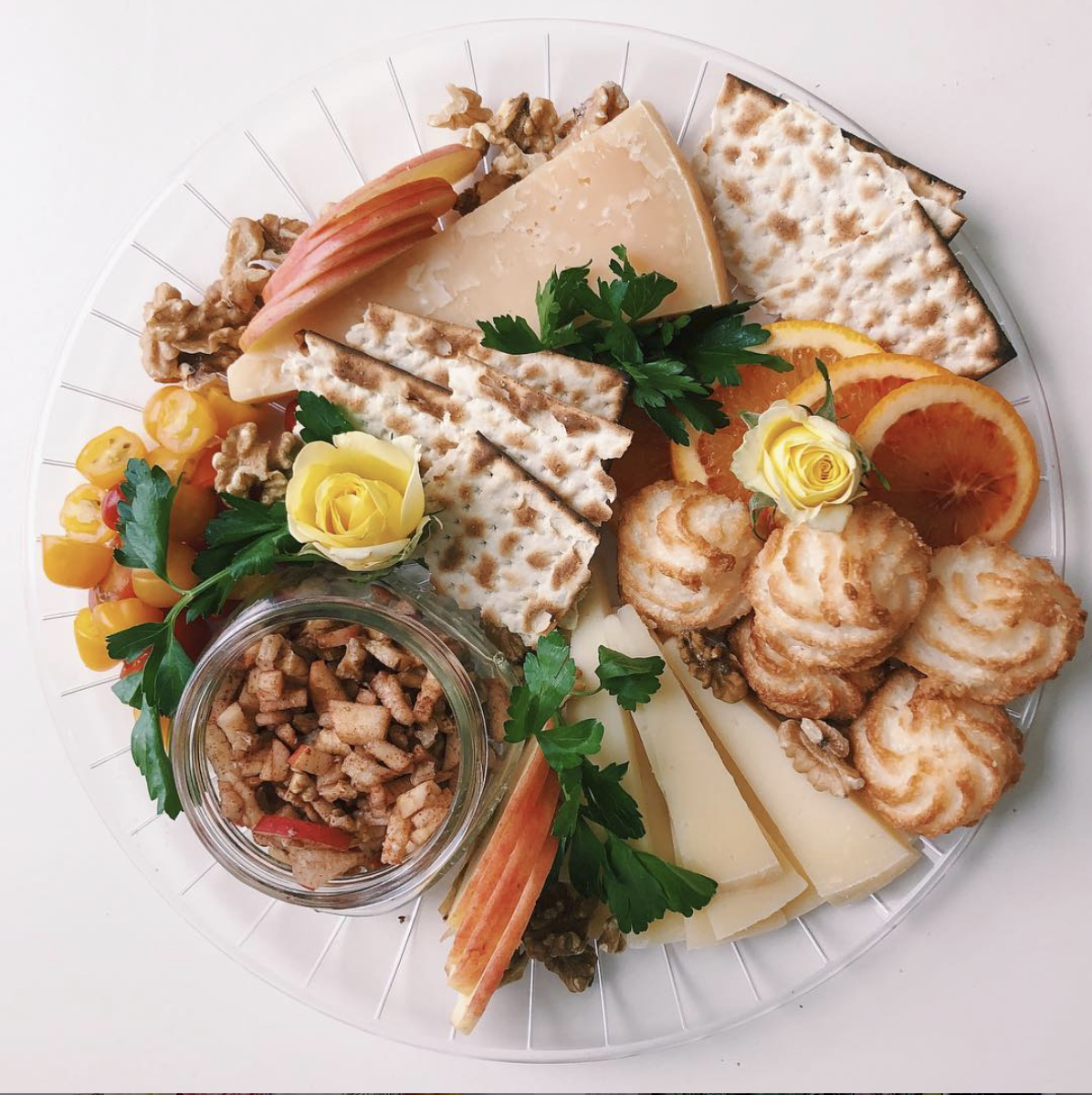 """That """"Passover"""" Plate"""