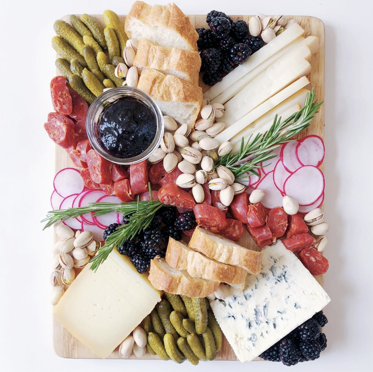 """That """"French Cheese"""" Plate"""