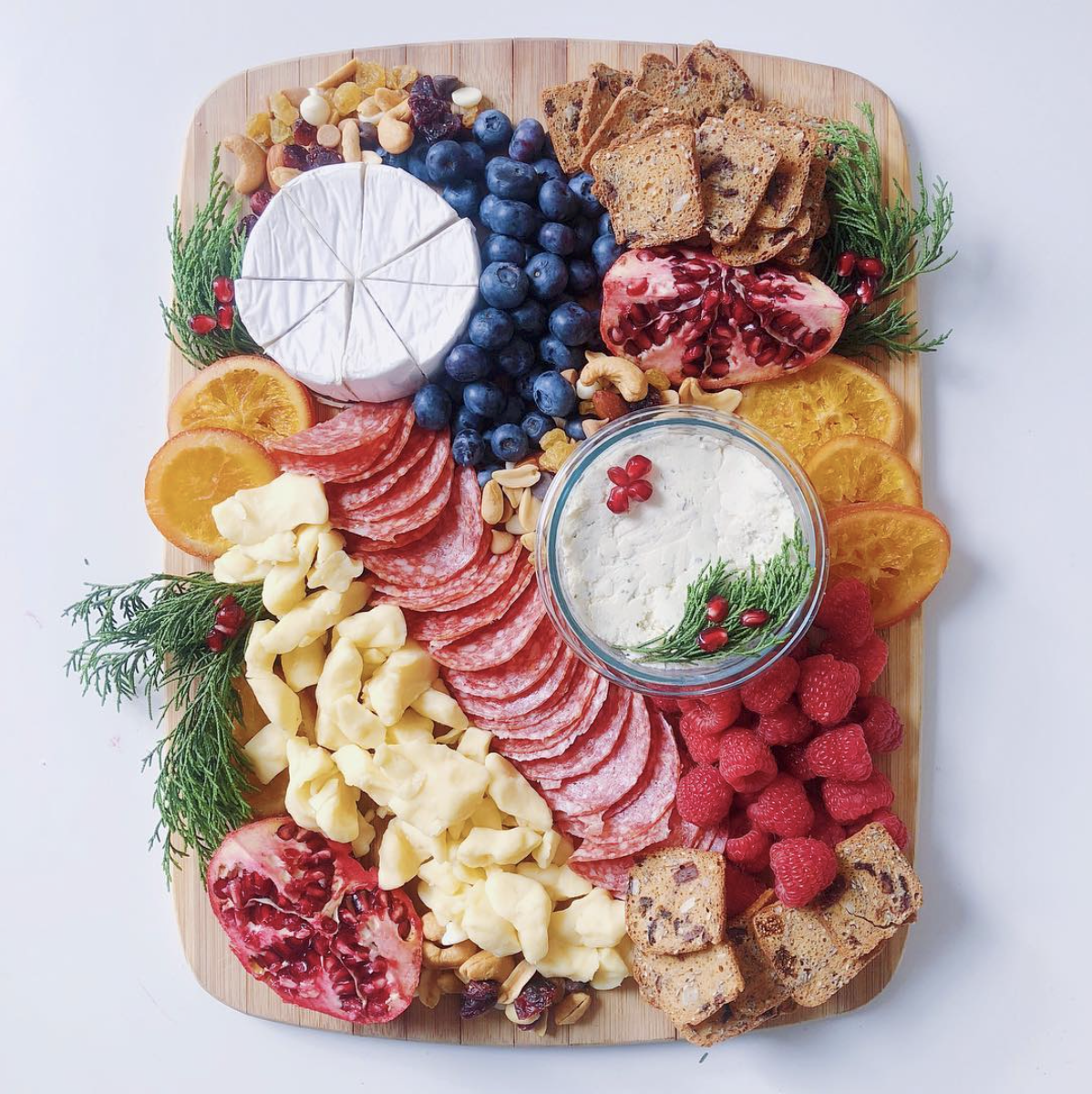 """That """"Easy Entertaining"""" Plate"""