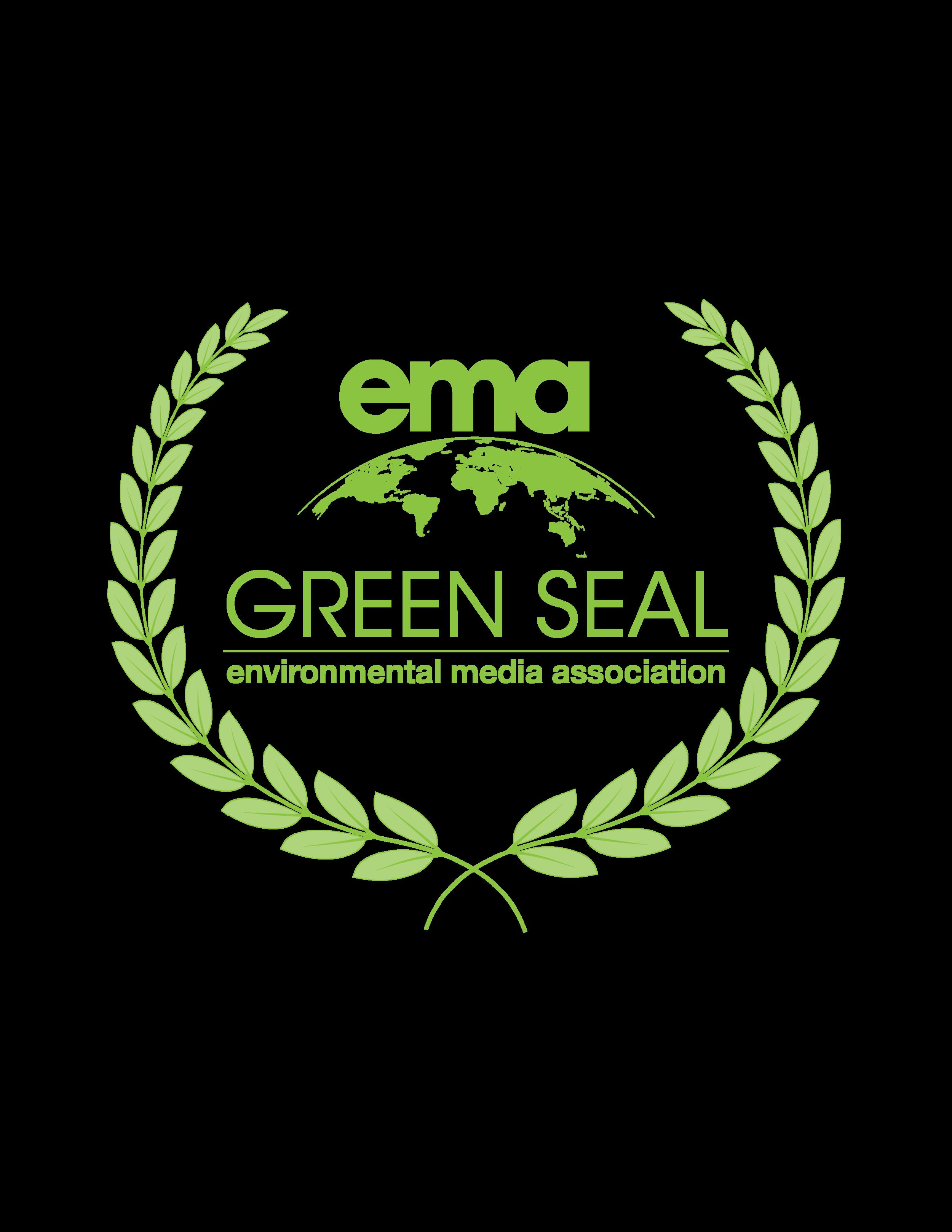 Green Seal Recipients Environmental Media Association