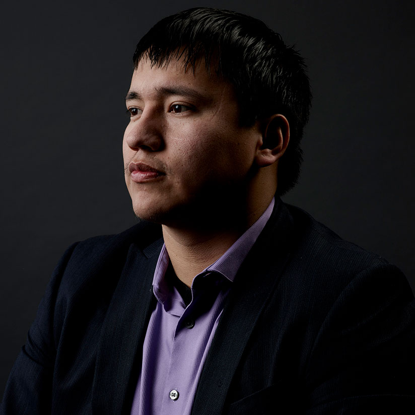 Kendrick Eagle - Director of Indigenized Youth, Indigenized Energy