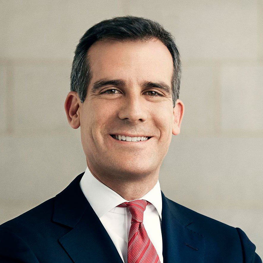 Eric Garcetti - Mayor of Los Angeles