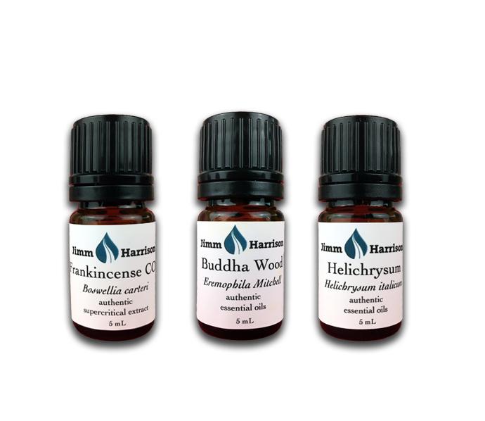 Authentic Essential Oils