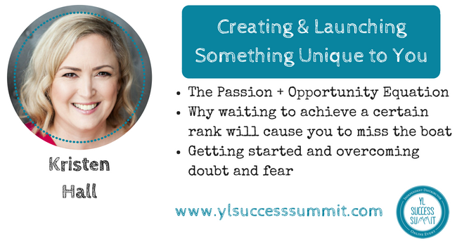 2018 YL Success Summit - You can access the Summit here (requires subscription).