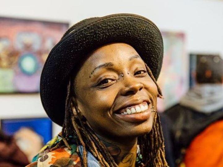 Melanie Carter/Blak Rapp Madusa