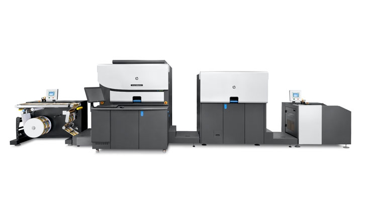 HP Indigo WS6800 Digital Press - We can print any label in a simple, more productive and affordable way. Have us create anything, we increase our clients productivity, no matter the job, no matter the run length. Stand out by relying on Executive Press's renowned print quality.