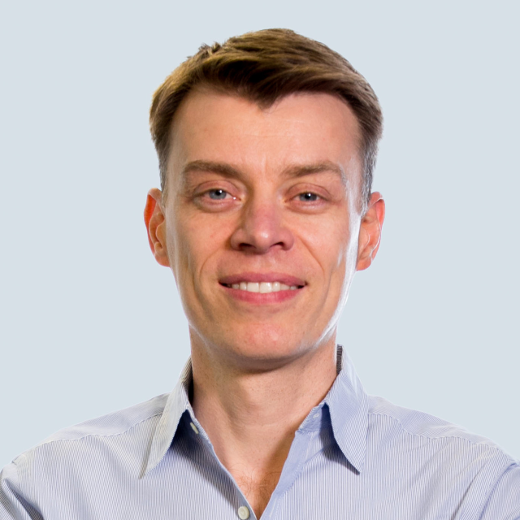 Niall Smart, SVP of Engineering & Co-Founder at VTS