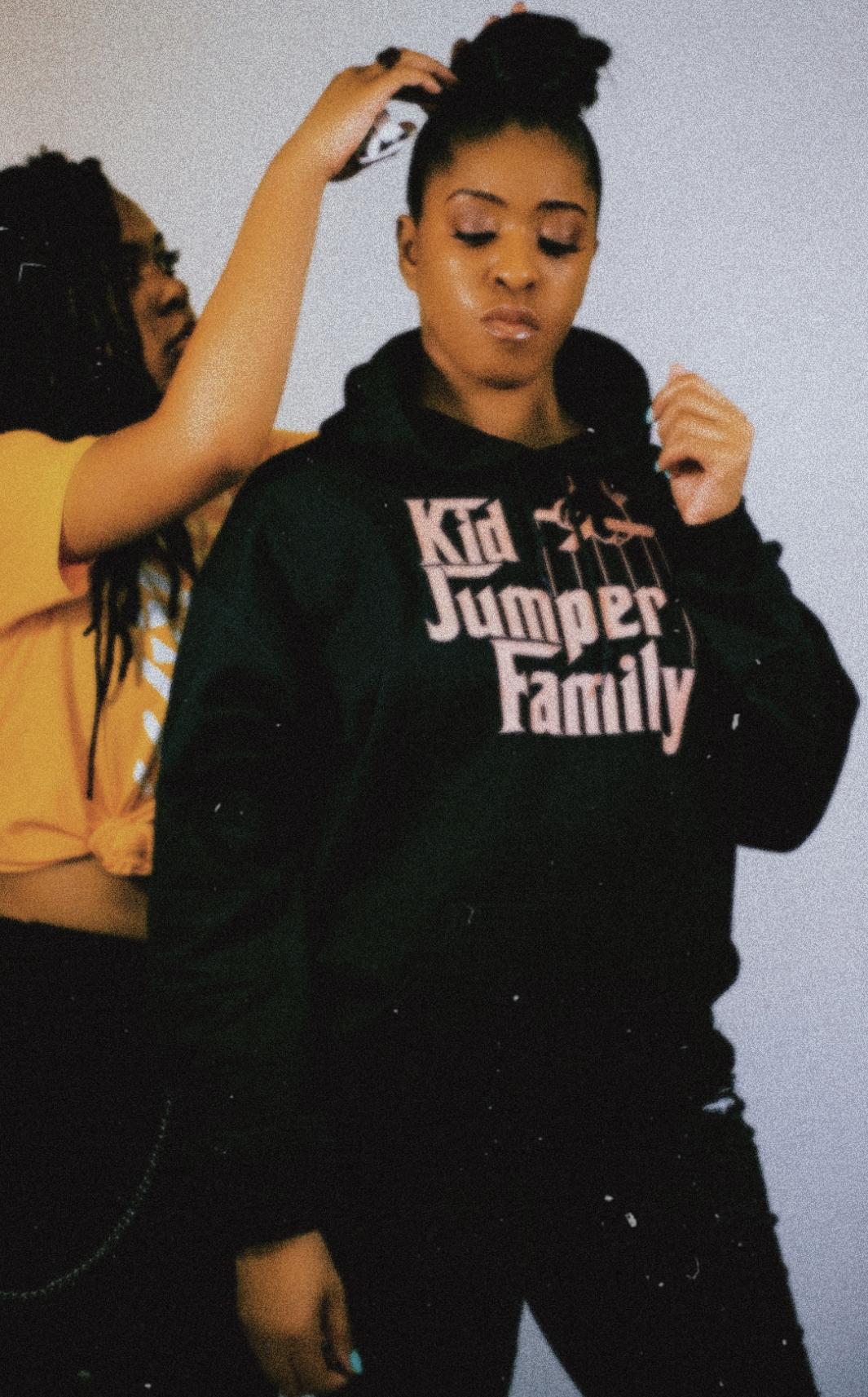 Kid Jumper Family hoodie $38