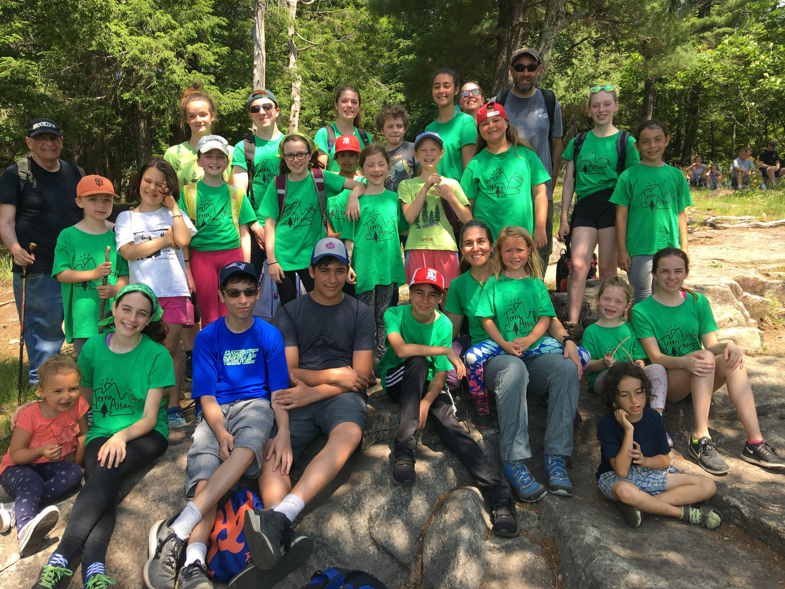Terra Alta Day Camp -