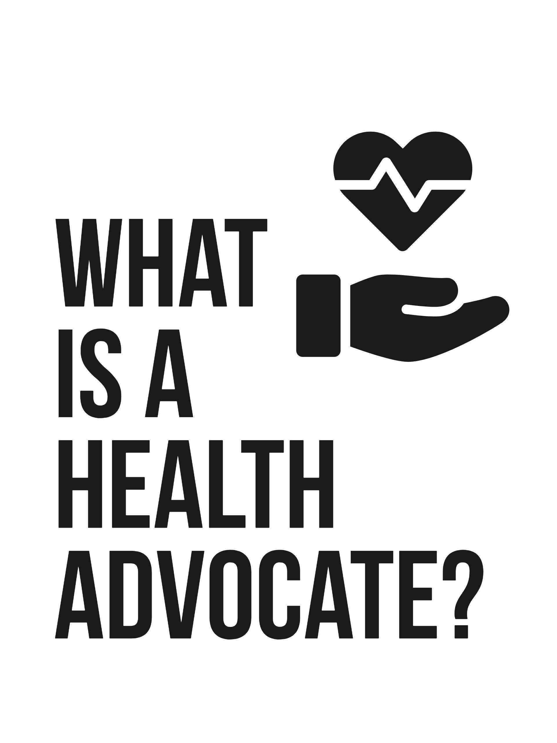 health advocate