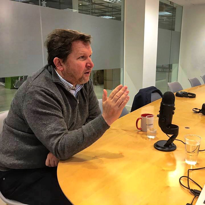 Nick Jenkins startup entrepreneur interview