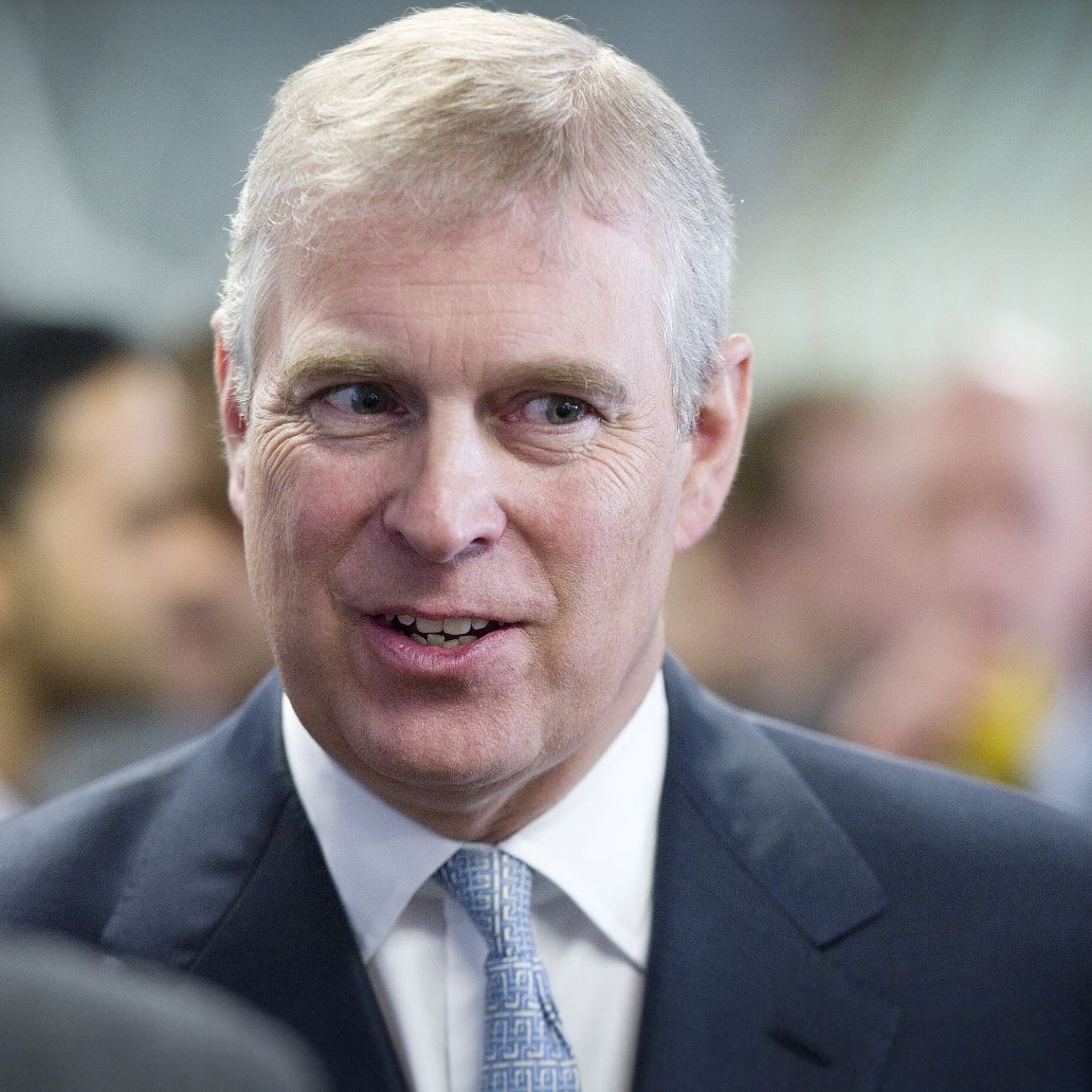 HRH the Duke of York entrepreneur