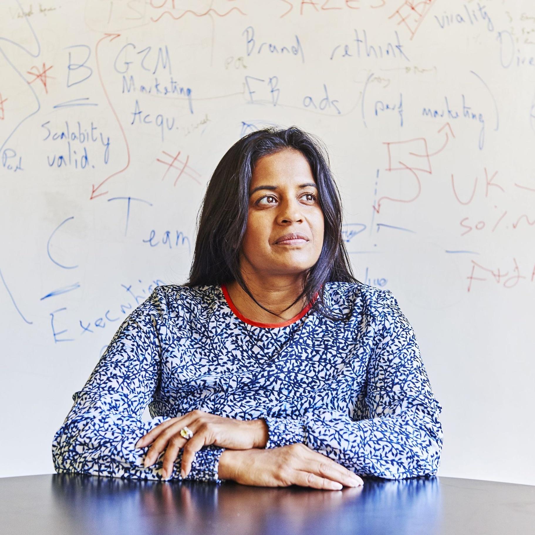 Reshma Sohoni PodcastInterviews