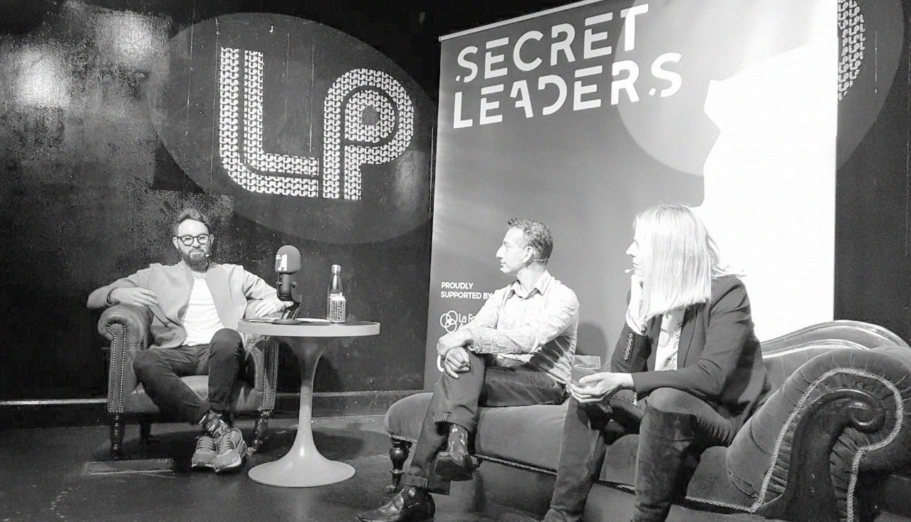 "SL Live 1""The Visionaries"" - We bring together 2 amazing leaders discussing topics you wont hear elsewhereJess Butcher, BlipparDhiraj Mukherjee, Shazam"