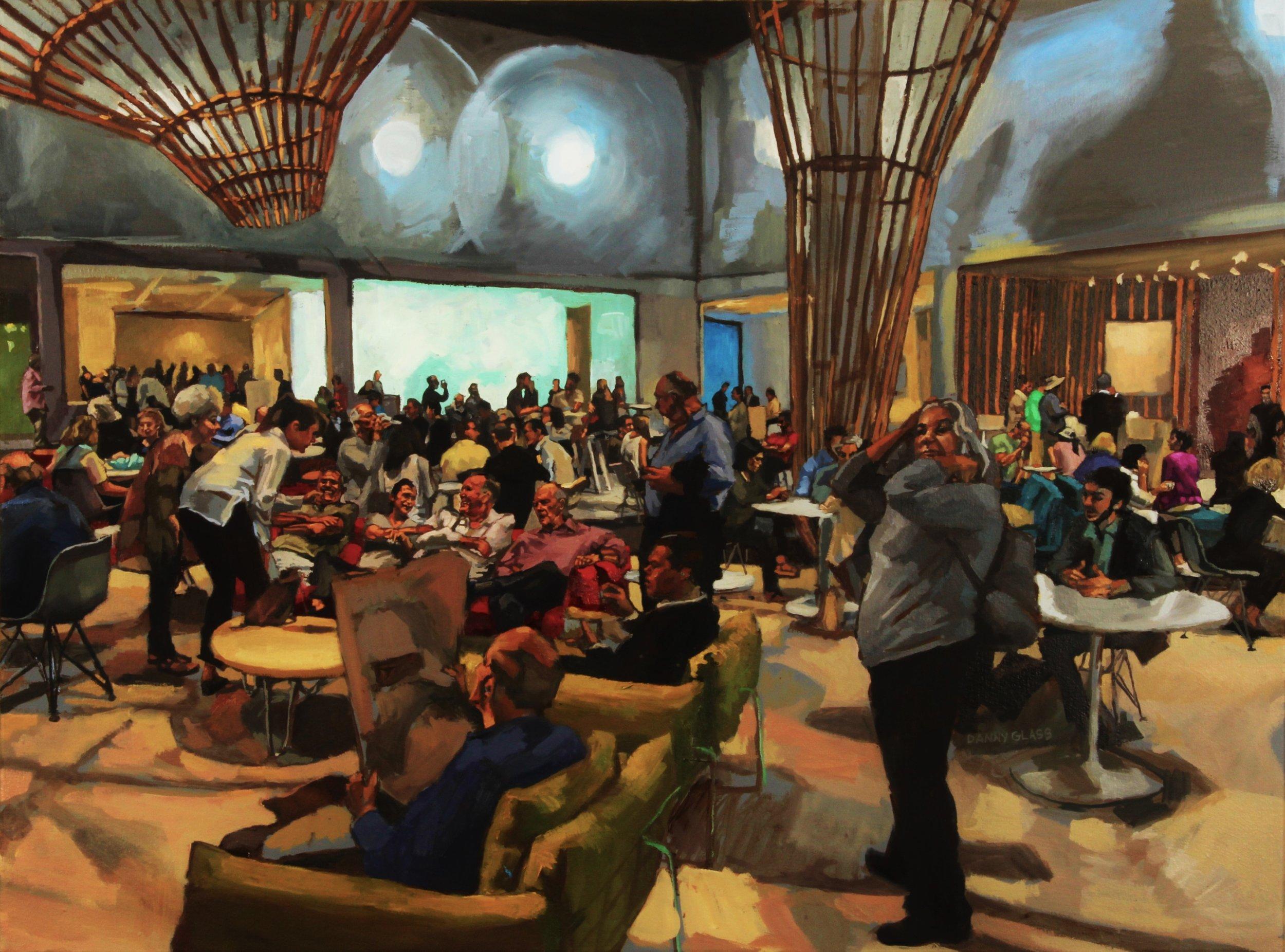 VIP Room at Basel Miami