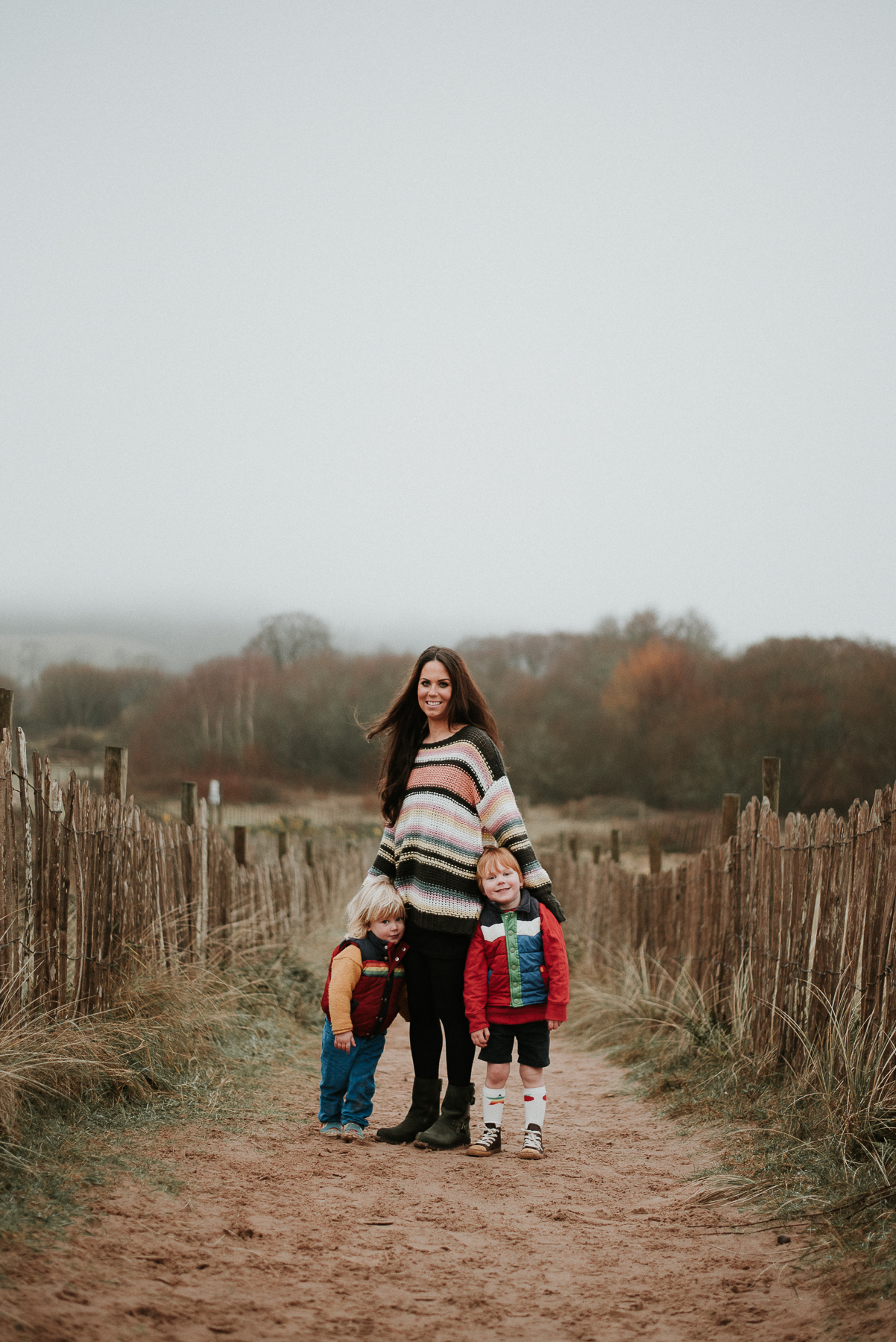 Family photography in Devon